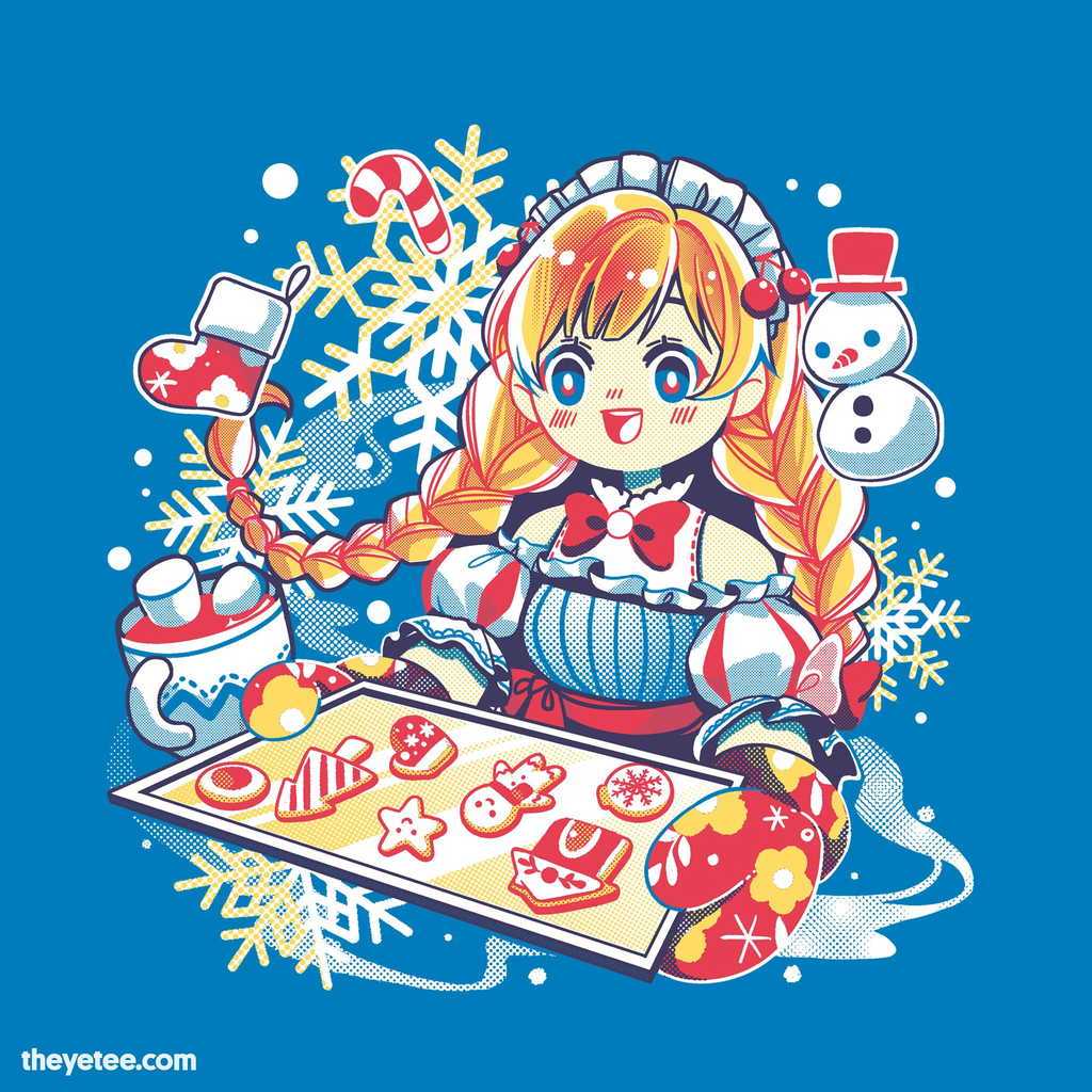 The Yetee: Holiday Cookies