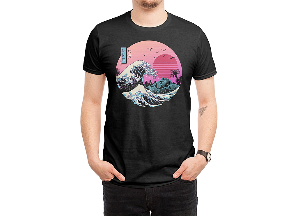 Threadless: The Great Retro Wave