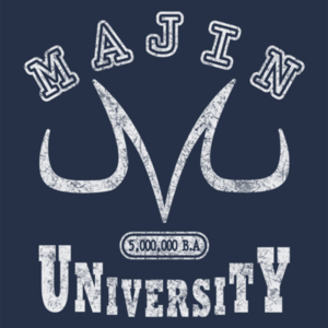 Pop-Up Tee: Majin University