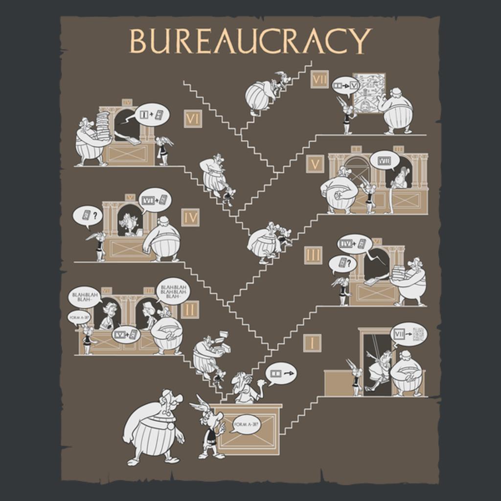 NeatoShop: Bureaucracy