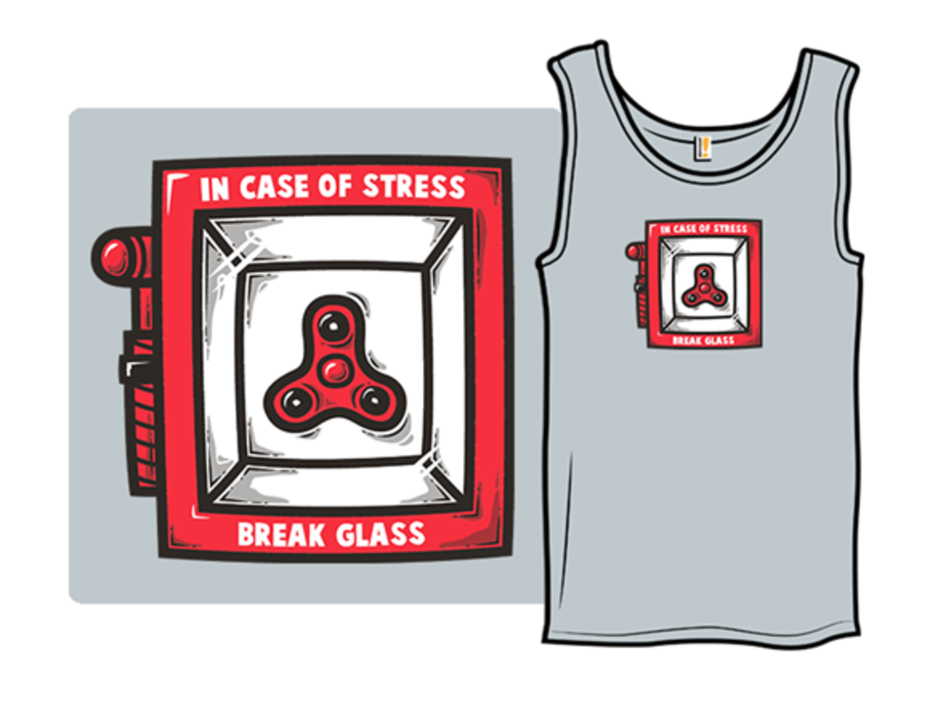 Woot!: In Case of Stress