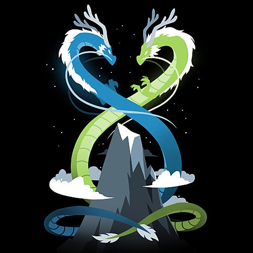 TeeTurtle: Double Dragons