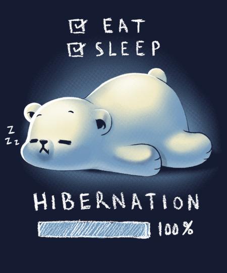 Qwertee: Hibernation