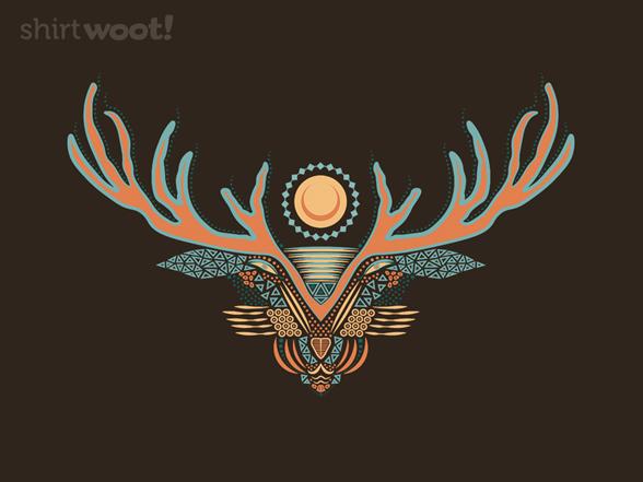 Woot!: Sacred Deer - $8.00 + $5 standard shipping
