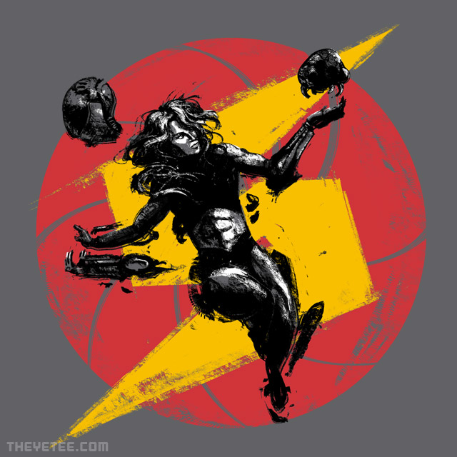 The Yetee: Mother to a Metroid