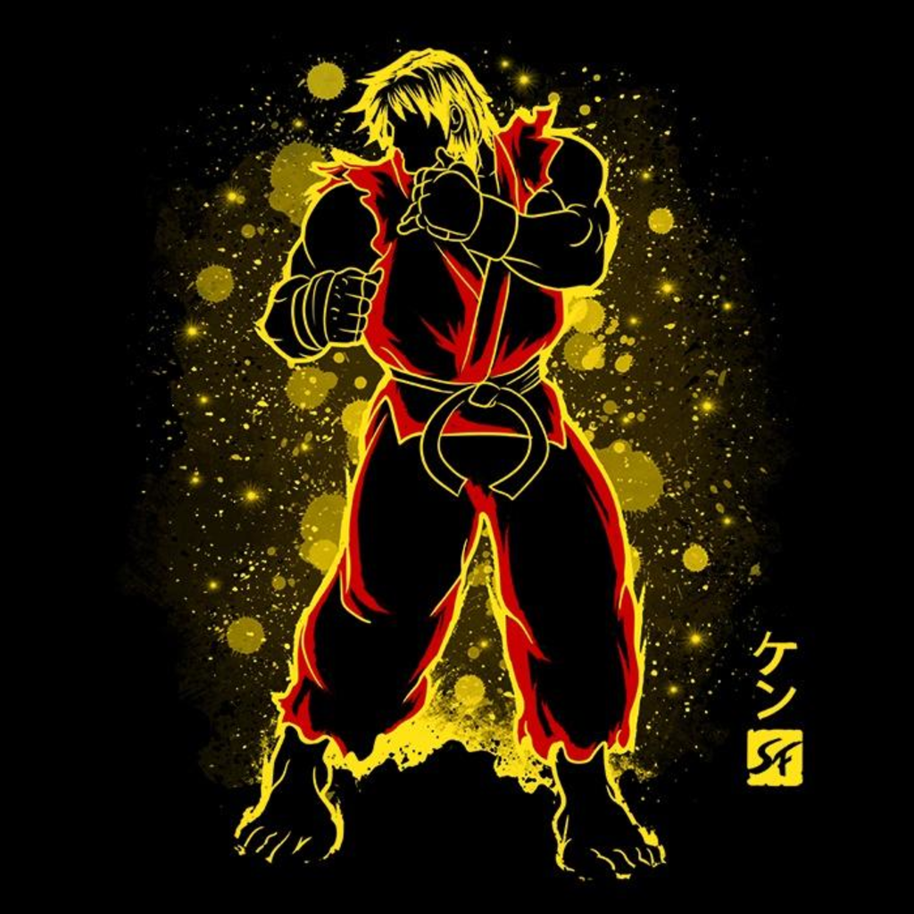 Once Upon a Tee: The Ansatsuken