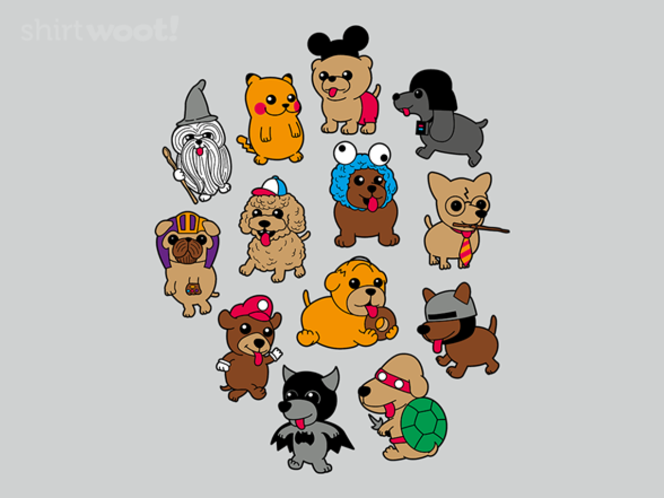 Woot!: Pup Culture - $15.00 + Free shipping