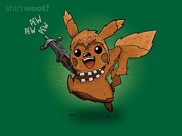 Woot!: Pikachewie