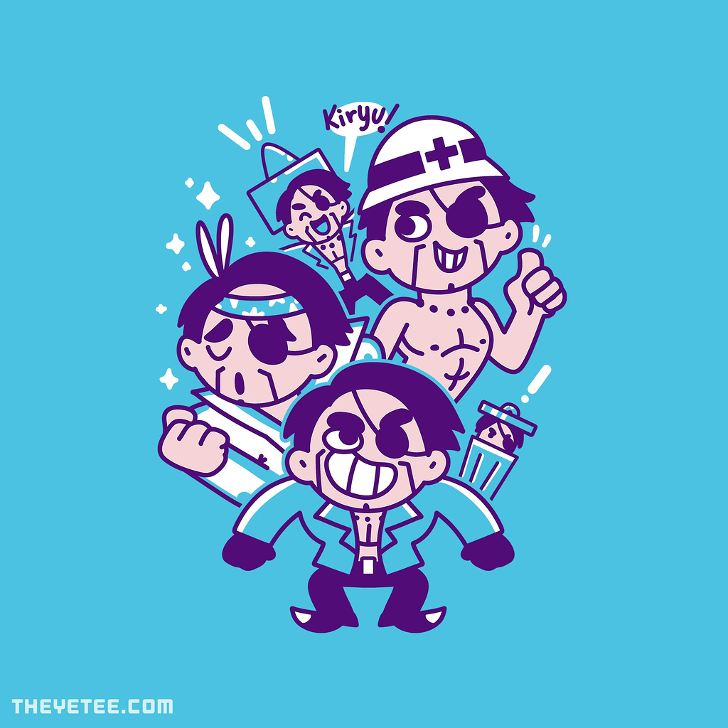The Yetee: Surprise Man