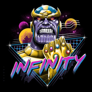 Once Upon a Tee: Rad Infinity