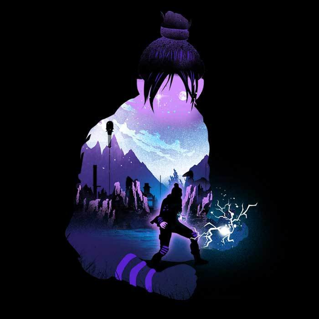 Once Upon a Tee: Into the Void