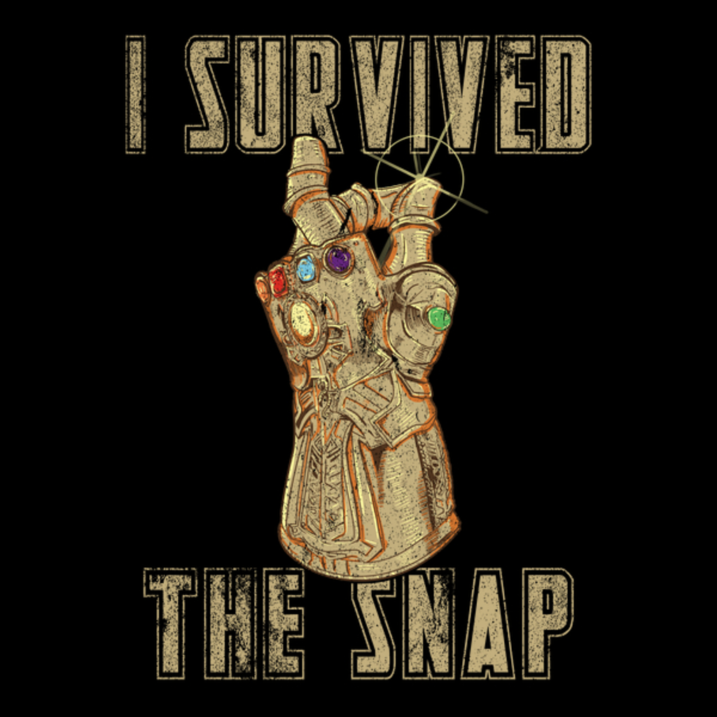 NeatoShop: i survived the snap