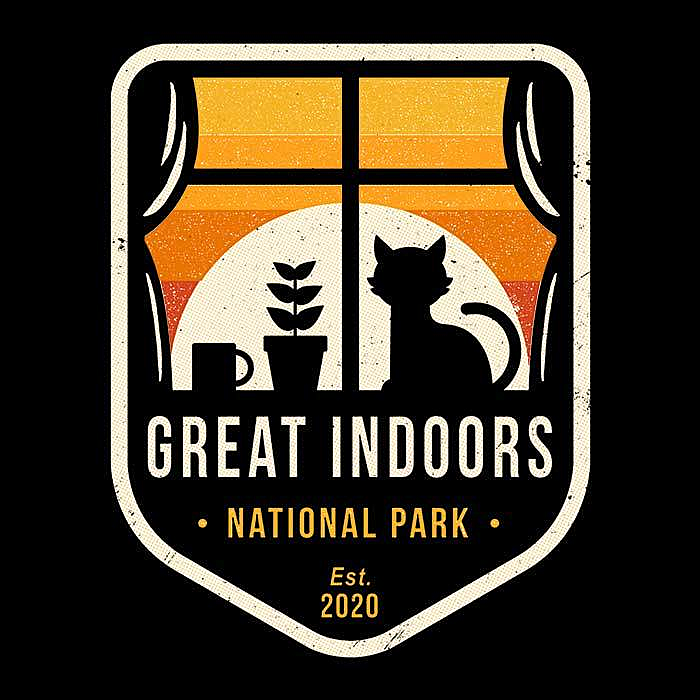 Once Upon a Tee: Great Indoors National Park