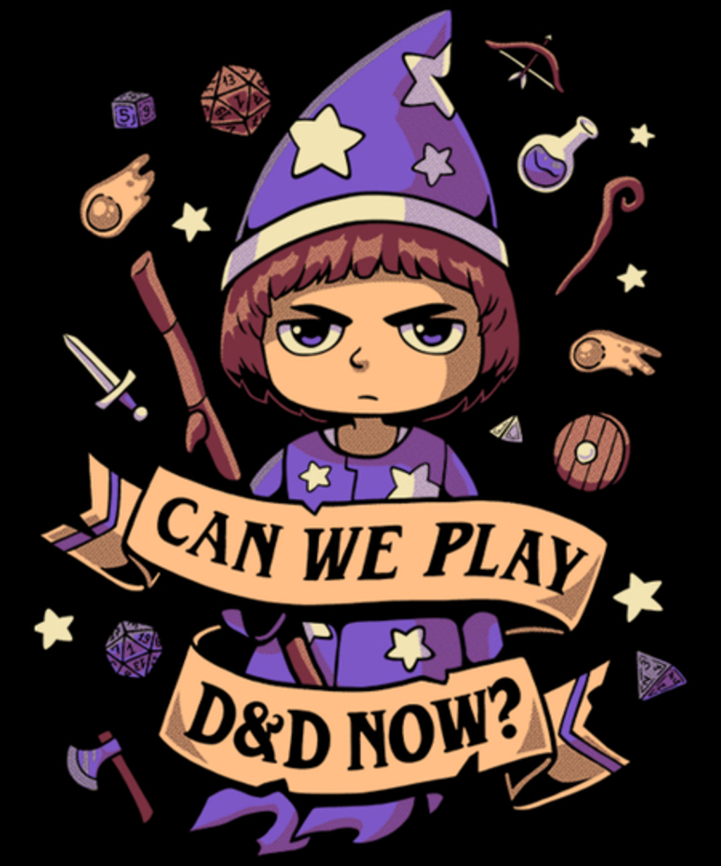 Qwertee: Will the Wise