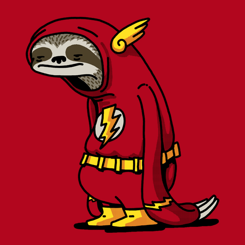 Pampling: The Flash Sloth