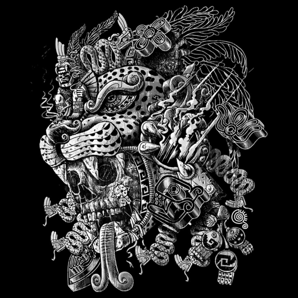 NeatoShop: Jaguar Warrior (Dark Tees)