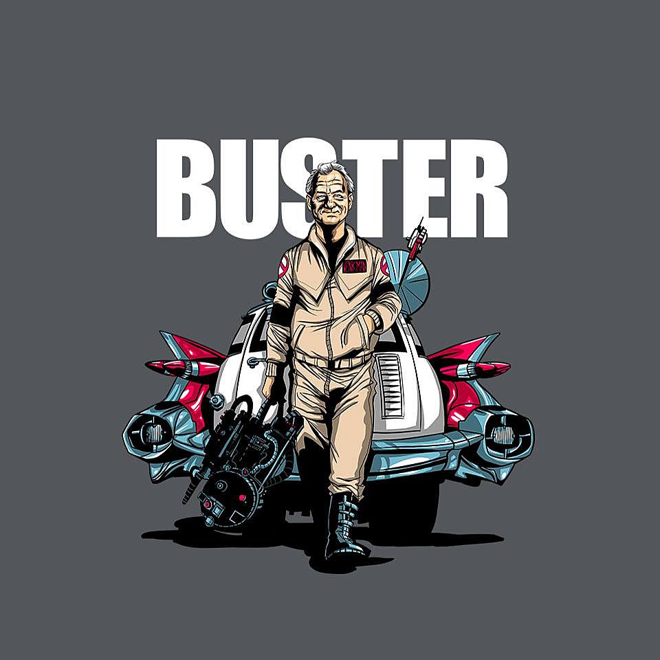 TeeFury: Buster