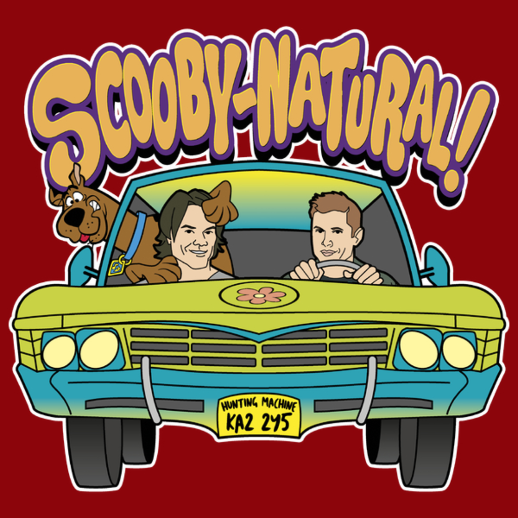 NeatoShop: Supernatural Mystery Machine