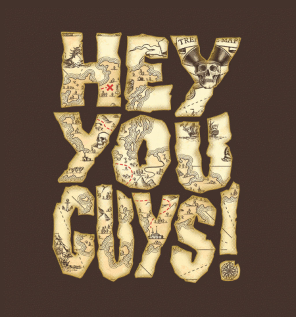 BustedTees: Hey You Guys