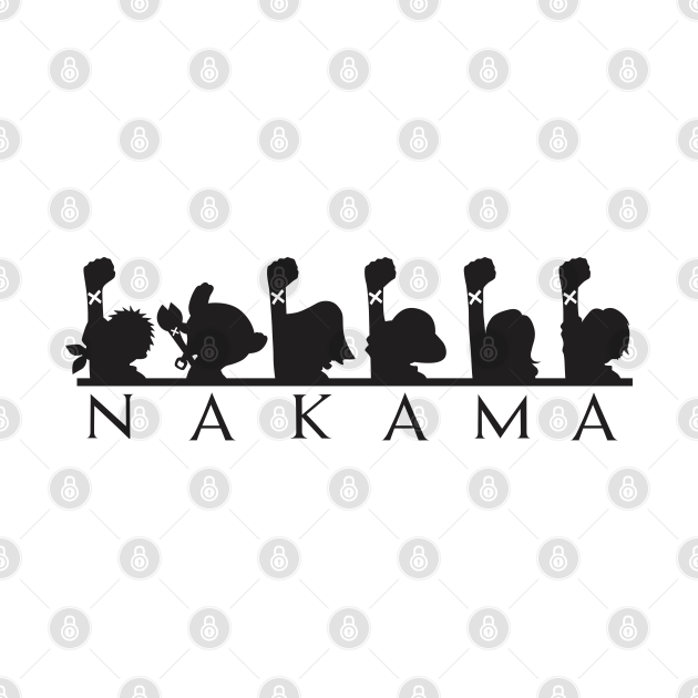 TeePublic: One Piece Nakama