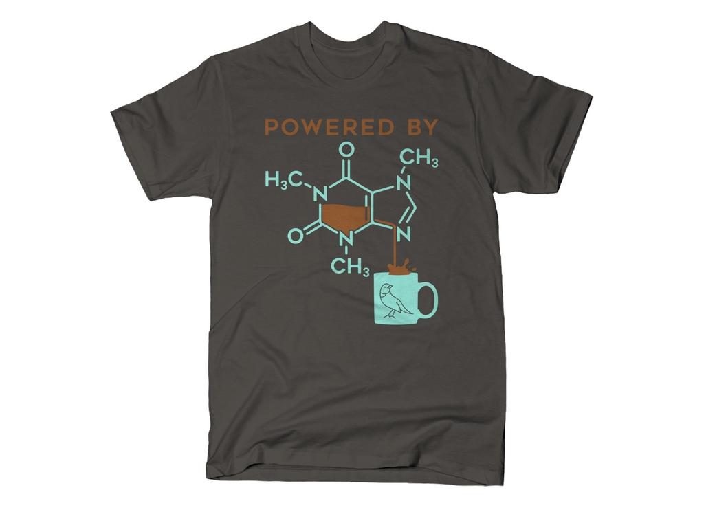 SnorgTees: Powered By Caffeine