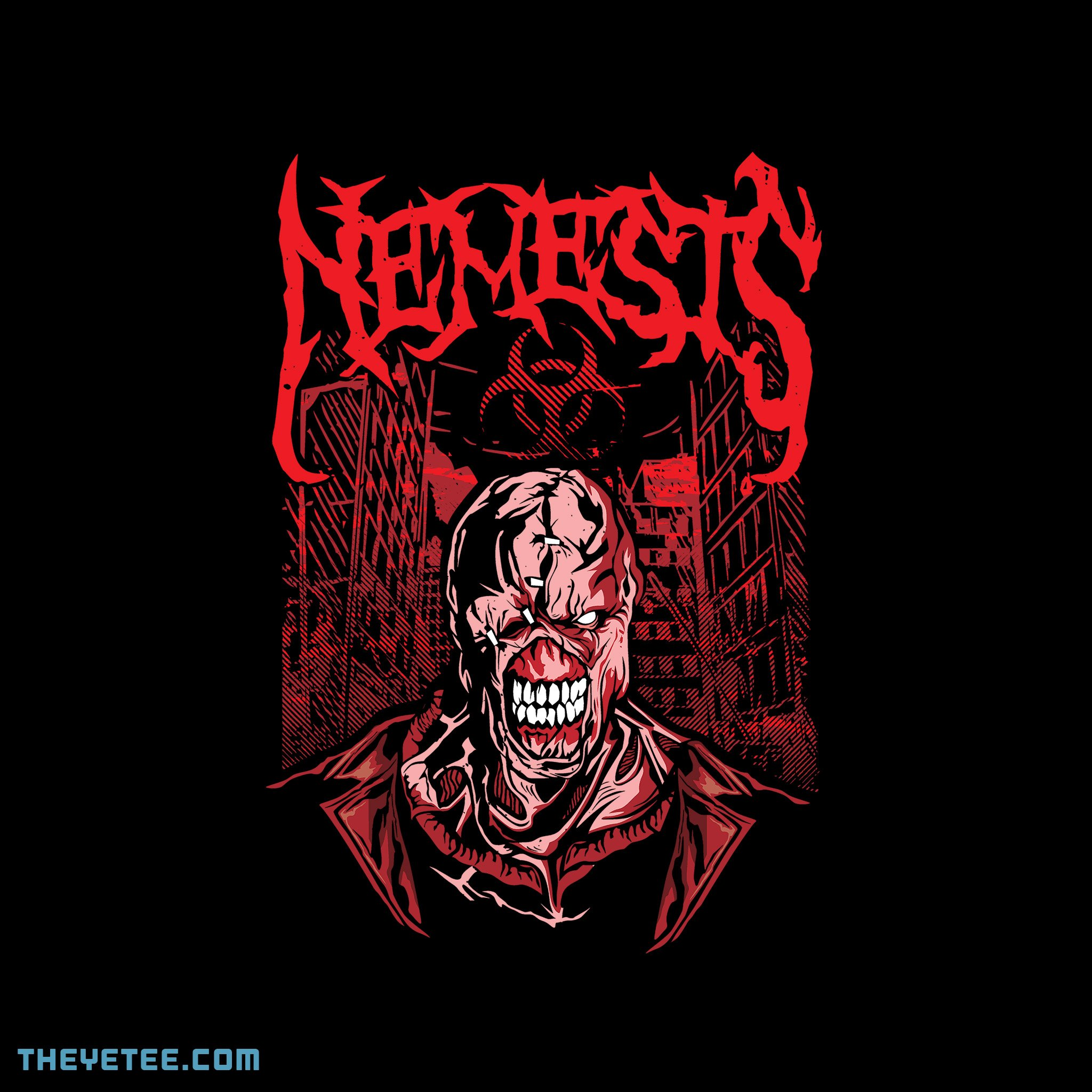 The Yetee: The Nemesis