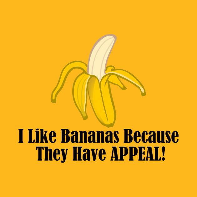TeePublic: Punny Banana