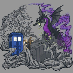Once Upon a Tee: And Now You Deal With Me, O' Doctor