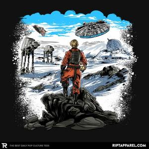 Ript: Rebel Above the Sea of Snow