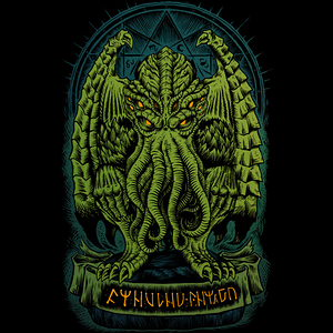 Design by Humans: The Sleeper of R'lyeh