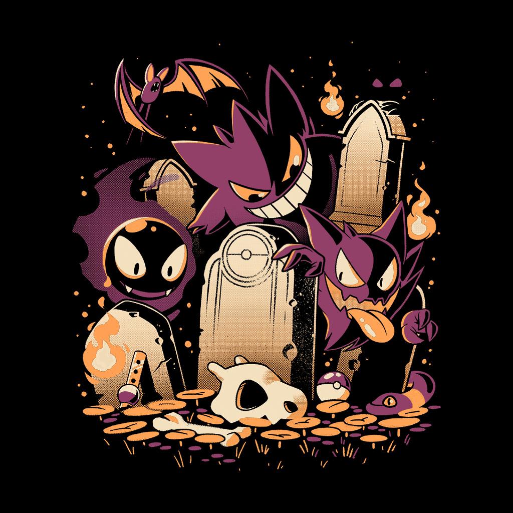 TeeTee: Lavander Ghosts