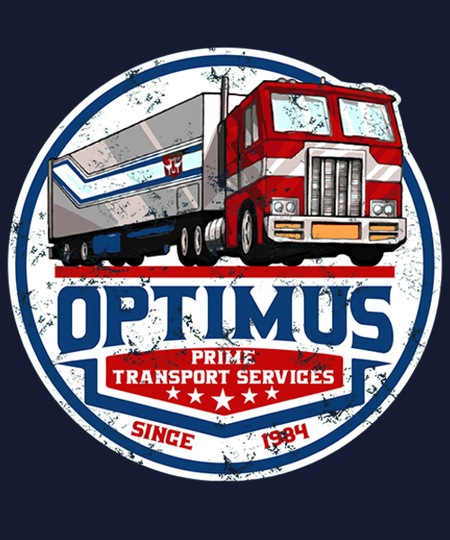 Qwertee: Prime Trucking Services