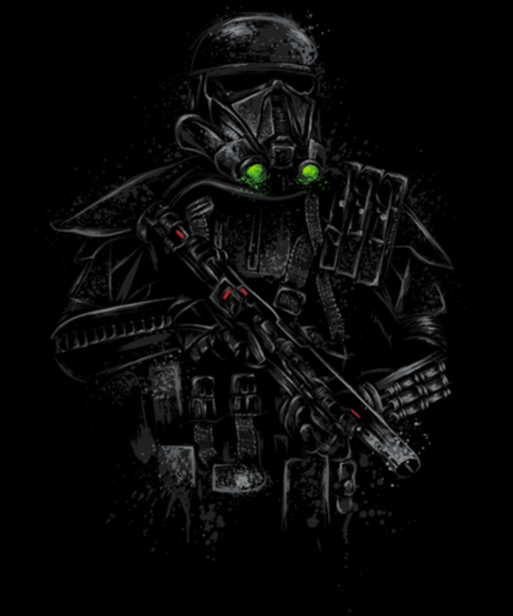 Qwertee: Death Trooper