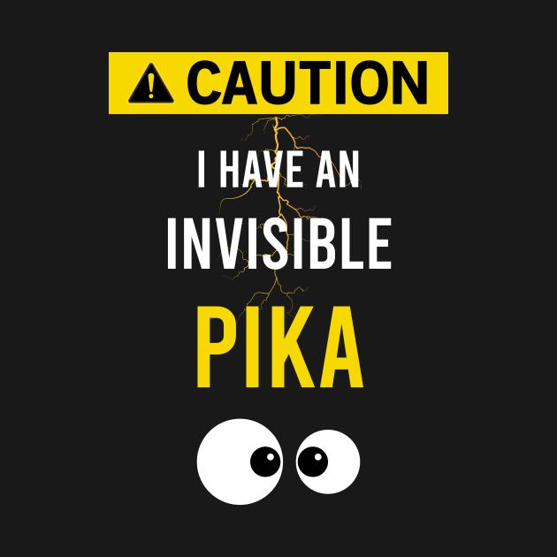 TeePublic: Invisible Pika