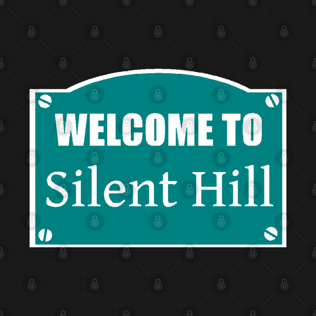 TeePublic: Welcome to Silent Hill