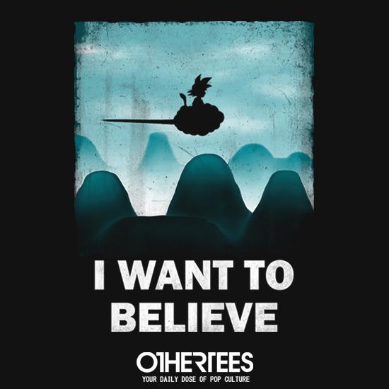 OtherTees: Believe in Heroes
