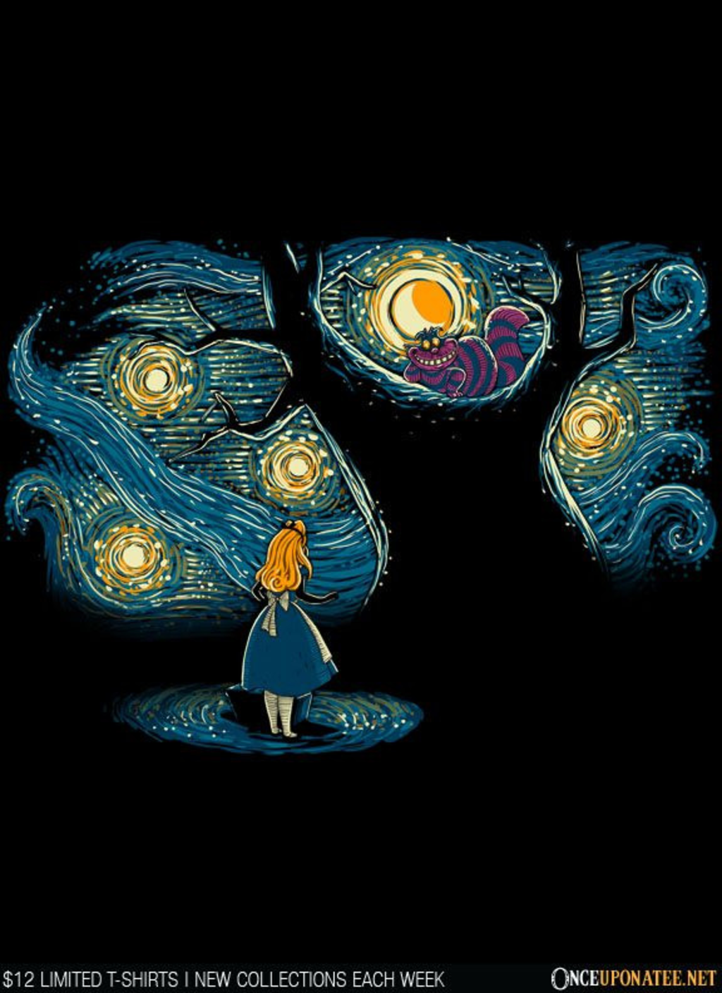 Once Upon a Tee: Starry Wonderland
