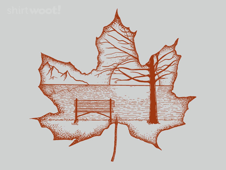 Woot!: Dotty Autumn