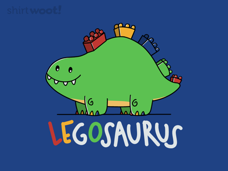 Woot!: LEGOsaurus - $15.00 + Free shipping