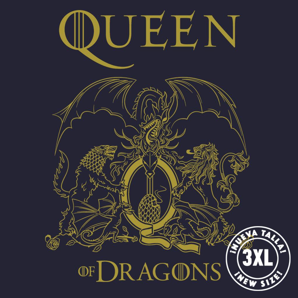 Pampling: Queen of Dragons
