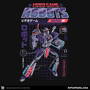 Ript: Video Game Robots - Series N