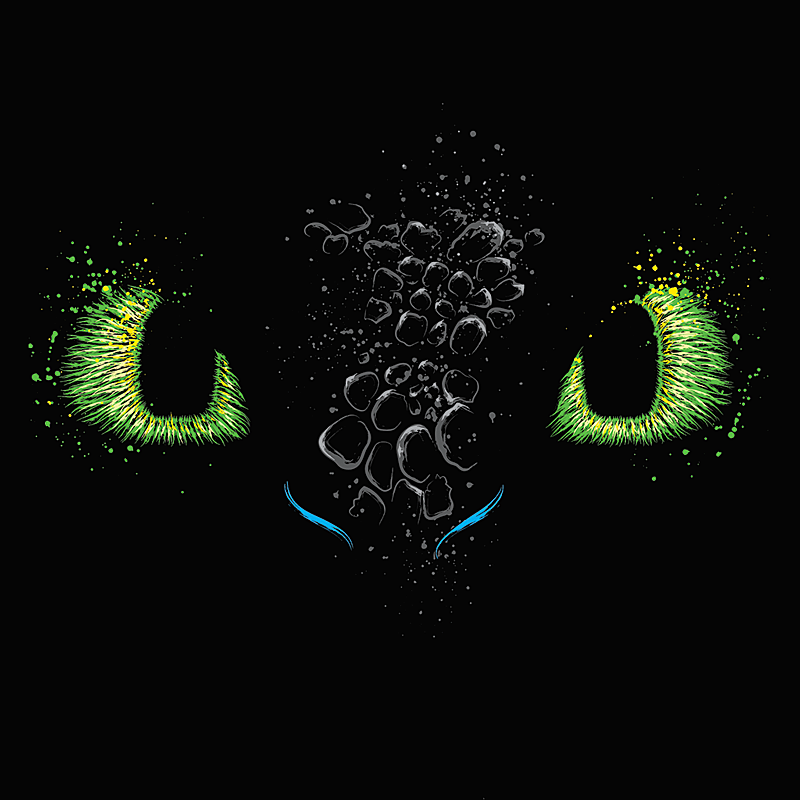 Wistitee: The Eyes of the Dragon