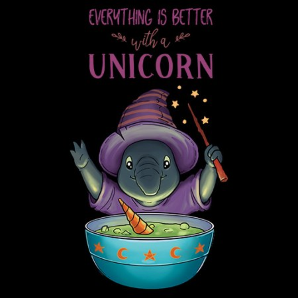 MeWicked: Everything Is Better with a Unicorn