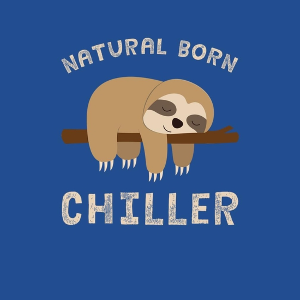 BustedTees: Natural Born Chiller