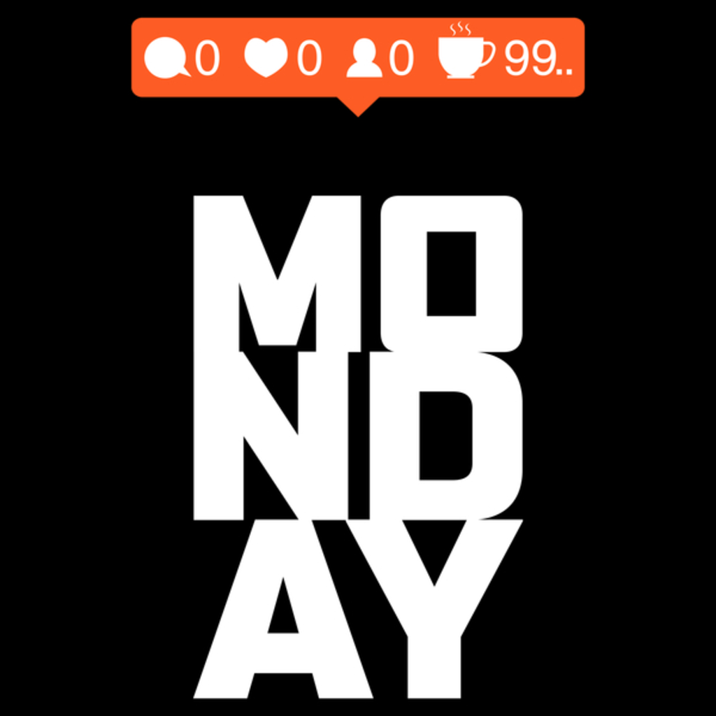 NeatoShop: No one likes Monday, but coffee is great