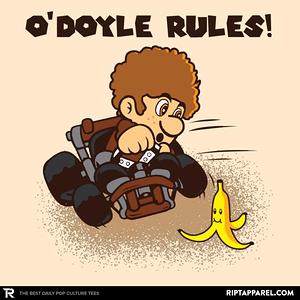 Ript: O'Doyle Rules!