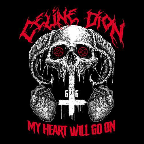 Five Finger Tees: Celine Dion Death Metal T-Shirt