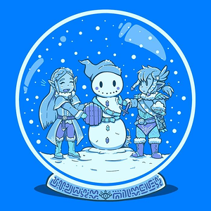 Once Upon a Tee: Breath of the Snow