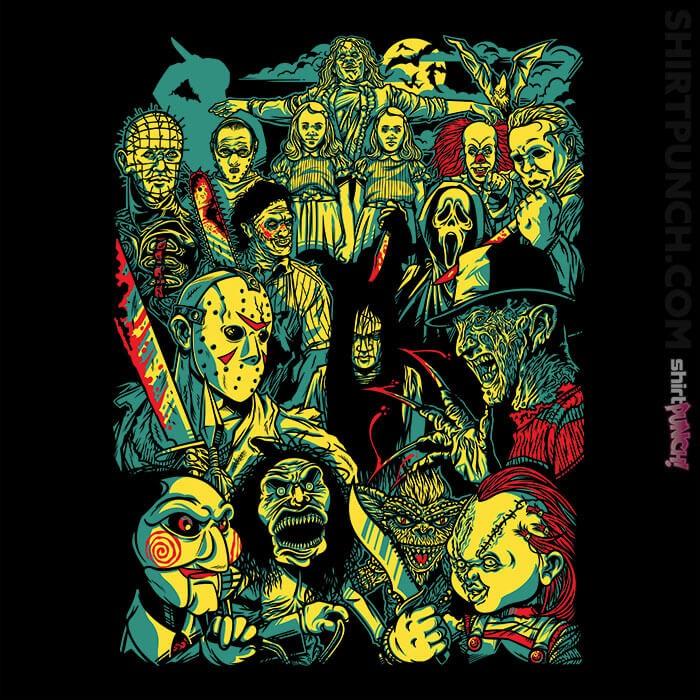 ShirtPunch: Fatal Reunion