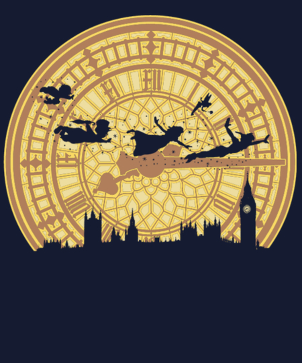Qwertee: You can fly